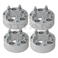 "(4) 50mm Wheel Spacers 5x4.5 2.0"" Inch Fits Toyota 2wd Tacoma Trucks Pickup"