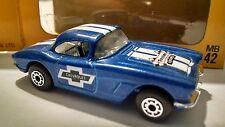 Matchbox Superfast Japanese 42  62 Corvette