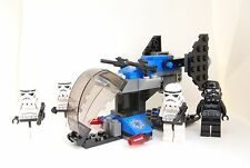 LEGO 7667 STAR WARS: IMPERIAL DROPSHIP *100% COMPLETE* WITH INSTRUCTIONS