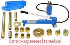 20t Ausbeulsatz Richtsatz Karosseriepresse hydraulisch Ausbeulwerkzeug Set 01622