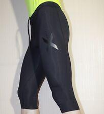2XU Elite Womens 3/4 Capri Compression Tights Black genuine Size Small