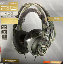 Plantronics RIG 400 Camo Gaming Headset For Xbox PS4, PC & Nintendo Switch