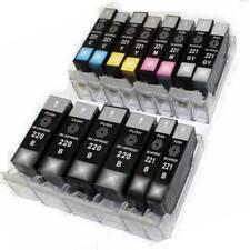 14 Compatible ink Canon PGI-220 CLI-221 Pixma MP540 MP980 MP990 ink cartridge