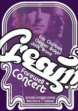 The Cream Farewell Concert [DVD] by Cream (DVD, Aug-2013, Kino)