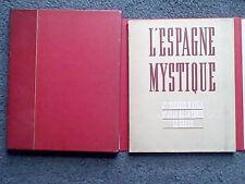 L'ESPAGNE MYSTIQUE BY P.FR. BRUNO DEJ-M