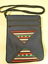 "Hippie crossbody wallet purse Bag 8""x 6"""