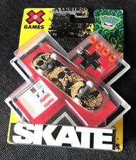 Mattel X Games Skate Skateboard Fingerboard (Brain Case) - New