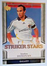 2007 Upper Deck MLS Striker Stars Landon Donovan #SS17