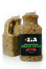 Original New Mexico Hatch Green Chile By Zia Green Chile Company - Hot - 128oz