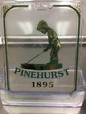 PINEHURST - 1895 GOLF BAG TAG