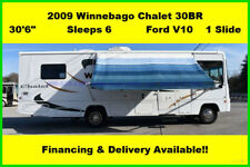 2009 Winnebago Chalet Used Gas Motor Home Coach Motorhome Ford Rv Mh Class A