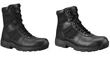 Propper Men's Series 100 Side Zip Boot, Black