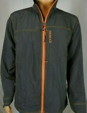 NOMAD Strickland Zip Front Light Early Season Gray Hunting Jacket L New