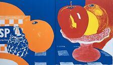 Tom Wesselmann 1c One Cent Life original Lithograph 1964 Warhol Pop Art