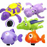 Swimming Cute Animal Turtle Pool Toys for Baby Children Kids Toddler Bath Time