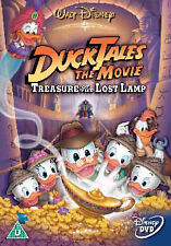 DUCKTALES - TREASURES OF THE LOST LAMP - DVD - REGION 2 UK