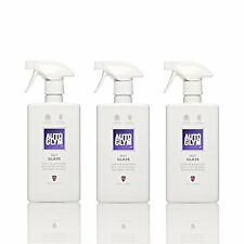 Autoglym Fast Glass Window Cleaner Bundle X 3 500ML