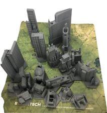 BattleTech/CityTech - Mapscale Buildings - Full Set