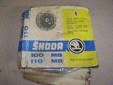 unbenutzte Skoda MB100 MB110 Kupplungsscheibe Kupplung