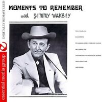 Jimmy Wakely - Moments To Remember [New CD] Rmst