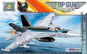 Top Gun Maverick - F/A-18E Super Hornet LTD - 570 pièces 1/48 Cobi