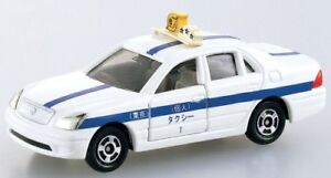 Tomica No.60 Toyota Celsior personal taxi (sacks box) Miniature Car Takara Tomy