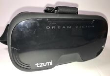 Dream Vision Tzumi Virtual Reality w/ Built-in Earbud Headphones *Fast Shipping*