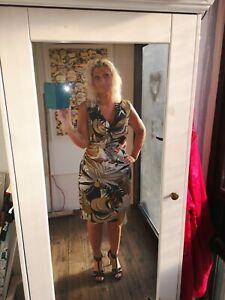 Super Sexy Kleid Von Mango In Wickel Optik Gr M