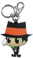 Hitman Reborn Reborn SD PVC Key Chain Anime Licensed MINT
