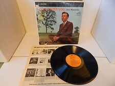 JIM REEVES God Be With You 1959 RCA LSP 1950 Stereo Shrink NM LP