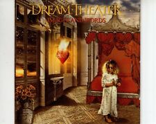 CD DREAM THEATER	images and words	EX (A2641)