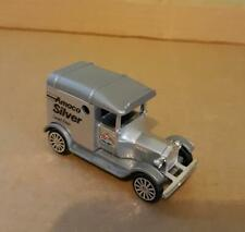 """T Ford Van from """"The Village Collection"""" Amoco Silver lead-free gas, Corgi Toys"""