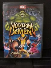 Wolverine and the X-Men - Deadly Enemies (Animated DVD)