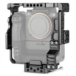 SmallRig Cage for Sony A7 Series with Battery Grip VGC2EM / VELLO BG-S3 - 2031