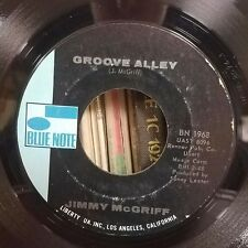 Jimmy Mcgriff | Soul Jazz Funk 45 | Black Pearl / Groove Alley | Blue Note 1968