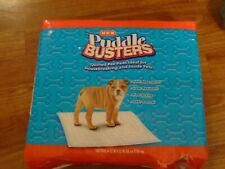 Pet training potty pads HEB brand mostly full Large 22x22 inches