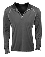 $65 Asics- Shosa 1/4 Zip Pullover Black Size Extra Large (1)