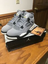 Air Jordan 4 Cool Grey 2004 VNDS Size 12 Concord Toro Fire Red Space Jam Bred