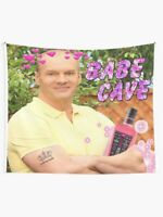 Exterminate Tapestry, Exterminate Tapestries, Vine Tapestry, Babe Cave Tapestry