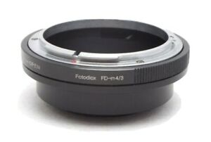 Fotodiox Canon FD to Micro 4/3 Adapter Panasonic or Olympus In Awesome Shape!!!
