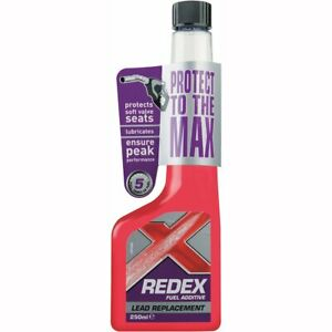 Redex Lead Replacement Fuel Additive - 250ml UK SELLER