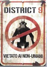 Dvd District 9 - Edizione speciale 2 dischi di Neill Blomkamp 2009 Usato
