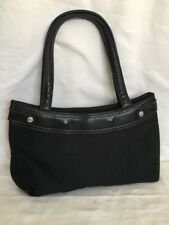 Thirty One Black Base Bag Shoulder Purse BASE BAG ONLY NO COVERS