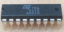 1 PC. tea5115 ST TV RGB composito-segnale COMMUTATORE dip18 NOS
