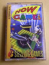 Commodore 64 / C64 CBM 64 - Now Games - 6 Spiele: Lords of Modnight + ...