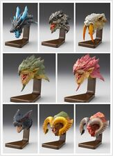 Capcom Monster Hunter Head Hunting Trophy Magnet Collection 8 Figure Rathian