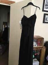 Long Black Dress, Size 14, From T.K Max