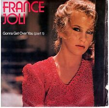 "FRANCE JOLI  "" Gonna get over you ( part 1 + 2 )     45 GIRI  1981"