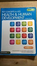 Key Concepts in VCE Health & Human Development 2nd edition