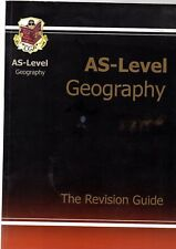 AS-Level Geography - The Revision Guide by CGP Books (Paperback, 2009)
